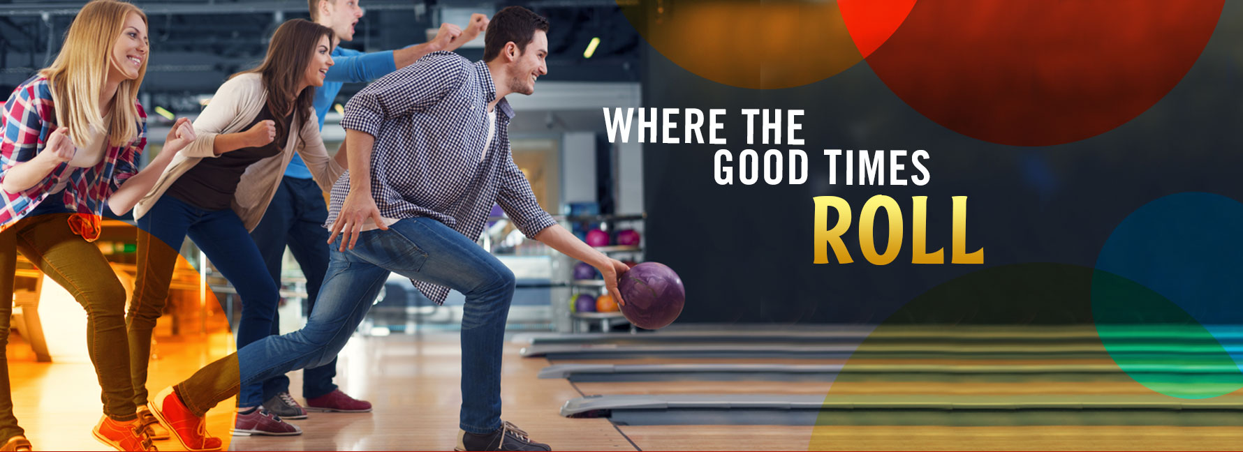 Where the Good Times Roll, People bowling